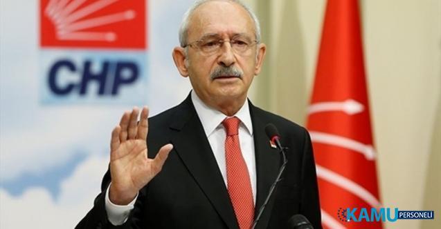 CHP Lideri Kılıçdaroğlun'dan Başkanlık Sistemi Açıklaması