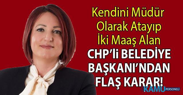 Çift maaş alan İzmir Karaburun Belediye Başkanı Girgin Erdoğan tepkiler karşısında flaş maaş kararı aldı!