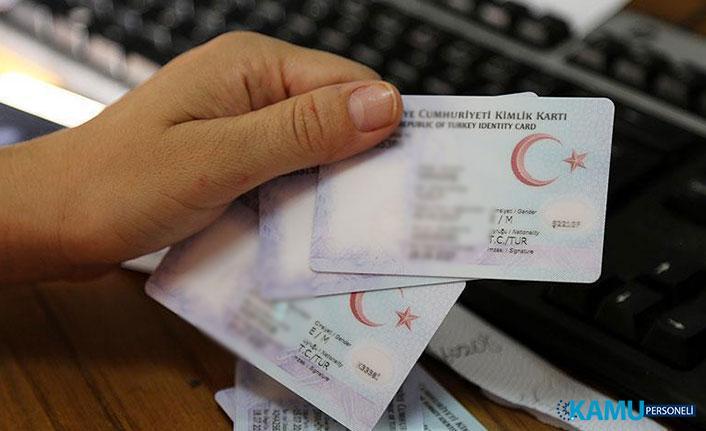 Çipli Kimliklerde Yeni Gelişme! Kimlik Kartları Kredi Kartı Olarak Kullanılabilecek!