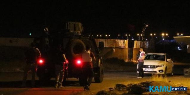 Diyarbakır'da Zırhlı Araca Bombalı Saldırı