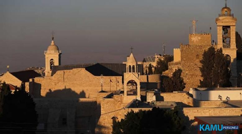 Doğuş (Nativity) Kilisesi, dünya mirası listesinden çıkarıldı!