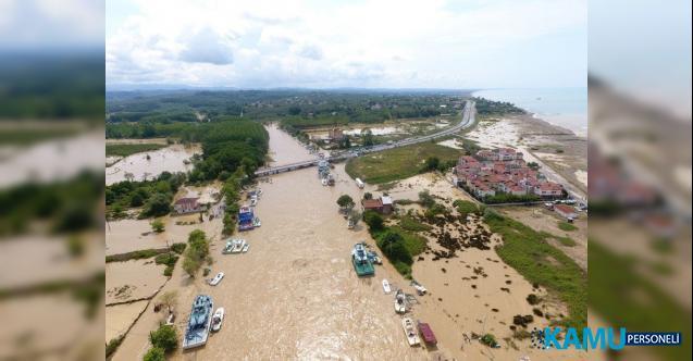 Düzce'deki Sel Felaketinden Acı Haber Geldi