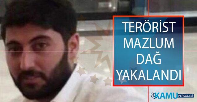 Erbil'de Türk Diplomat Osman Köse'yi Şehit Eden Terörist Mazlum Dağ Yakalandı!