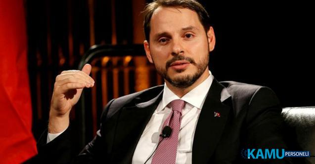 Hazine ve Maliye Bakanı Albayrak'tan Bayram Tatili Açıklaması