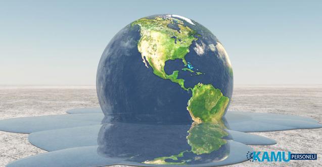 İklim değişikliğinin dünyadaki geçmişi nedir?