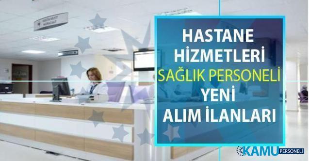 İŞKUR 16 Temmuz yeni iş ilanları! İŞKUR hastane personeli alım ilanları iş başvurusu!