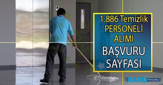 İŞKUR, Temmuz sonuna kadar geçerli Bin 866 temizlik personeli alımı için yeni iş ilanları yayınladı! Peki İŞKUR'a kayıt nasıl yapılır?
