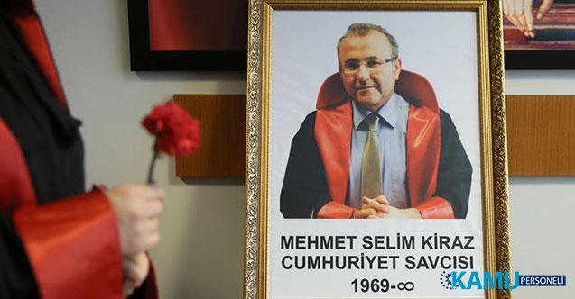 İstanbul Cumhuriyet Savcısı Mehmet Selim Kiraz'ın Şehit Edilmesi Davasında Karar Çıktı!