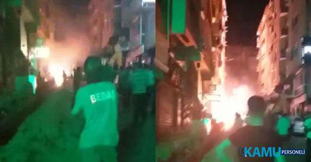 İstanbul, Şirinevler'de Patlamalar! Ekipler Olay Yerine Sevk Edildi!