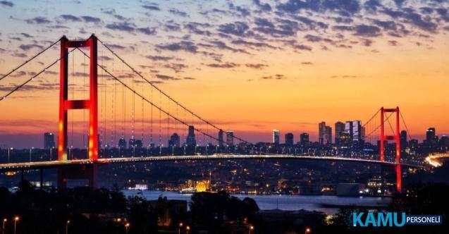 İstanbul'a 5 ayda 5,4 milyon turist geldi! Tonga'dan gelen bile var!