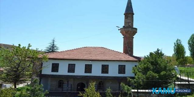 Kırıkkale'de İmam Minareden Düştü