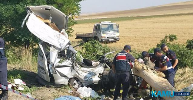 Konya'da Feci Kaza: Ölüler Var