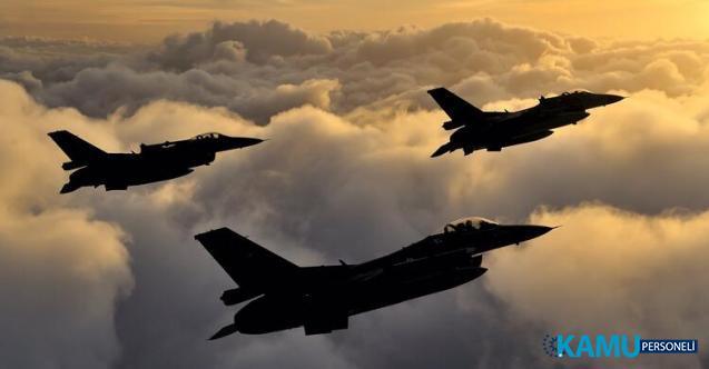 Son Dakika: Kuzey Irak'a Hava Herakatı ! Çok Sayıda Terörist Etkisiz Hale Getirildi