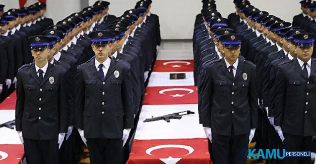 05-19 Ağustos'ta 2500 polis alımı yapılacak! Peki 2019 polis alımı (PMYO) başvuru şartları nelerdir?