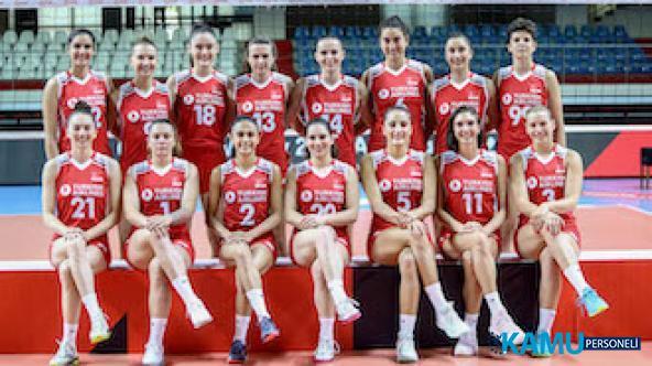 2019 Cev Avrupa Kadınlar Voleybol Şampiyonası Ankara'da yapılacak