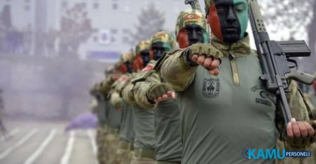 2019 Jandarma Uzman Erbaş ve Çavuş Maaşları Ne Kadar?