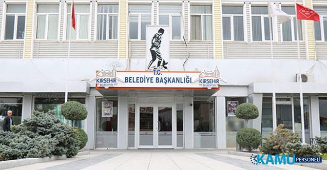 25 Yıl Sonra CHP'ye Geçen Kırşehir Belediyesinde 13 Bankamatik Memurunun İlişiği Kesildi