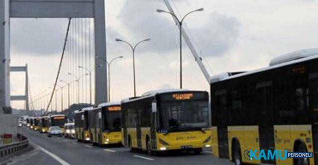 30 Ağustos Zafer Bayramında İstanbul'da Toplu Taşıma Ücretsiz Olacak