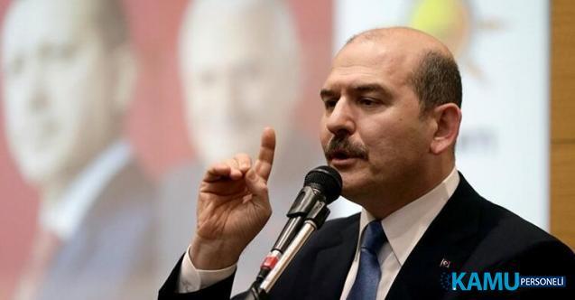 3 Belediye Başkanının Görevden Alınması Hakkında İçişleri Bakanı Soylu'dan  Açıklama