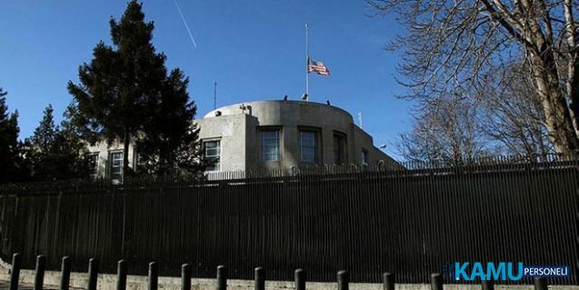 ABD Büyükelçiliğinden Şehitlerimiz İçin Taziye Mesajı