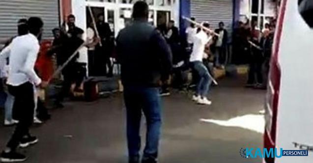 Ağrı'nın Diyadin İlçesinde muhtarlık kavgası! 1'i ağır 7 kişi yaralandı