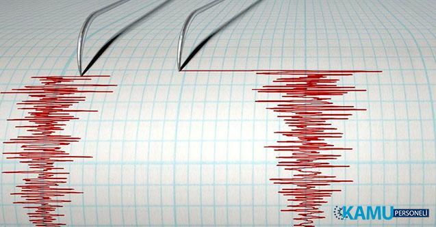 Akdeniz'de Deprem! 22 Ağustos 2019 AFAD ve Kandilli Son Depremler Listesi