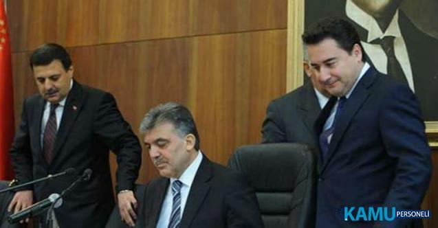 Ali Babacan'ın Kuracağı Yeni Parti'nin kuruluş tarihini açıkladı