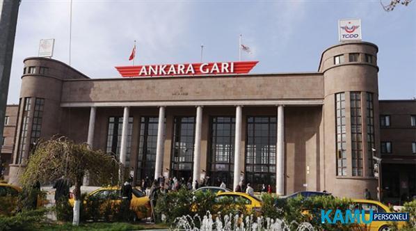 Ankara tarihi gar binası ve Atatürk Orman Çiftliği'nin bir bölümünün Vakıf Üniversitesine devredilmesi protestoları sürüyor