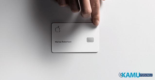 Apple Kredi Kartını Çıkarıyor! Apple Card Nedir, Nasıl Kullanılır?