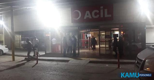Bayburt İl Jandarma Komutanlığı'nda 35 Asker Zehirlenme Şüphesiyle Hastaneye Kaldırıldı!