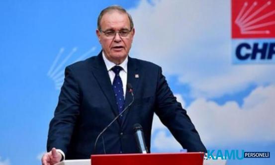 Belediye Başkanlarının Görevden Alınması Hakkında CHP'den Açıklama