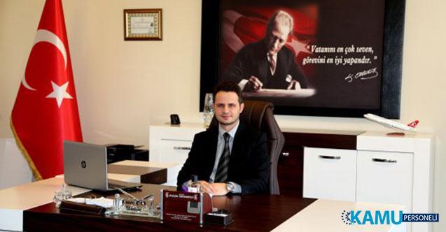 Burdur İl Milli Eğitim Müdürlüğü'ne Kırklareli Vize İlçe Milli Eğitim Müdürü Emre Çay'ın Ataması Yapıldı!