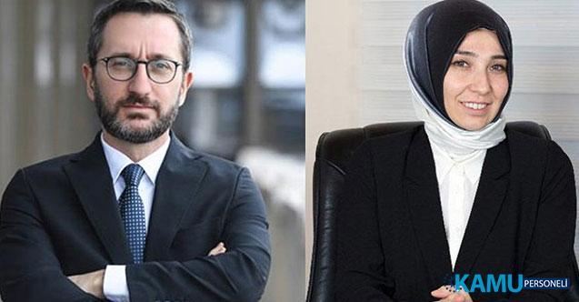 CB İletişim Başkanı Fahrettin Altun Ve Eşi Hakkında Çift Maaş Haberlerine Erişim Engeli Getirildi!