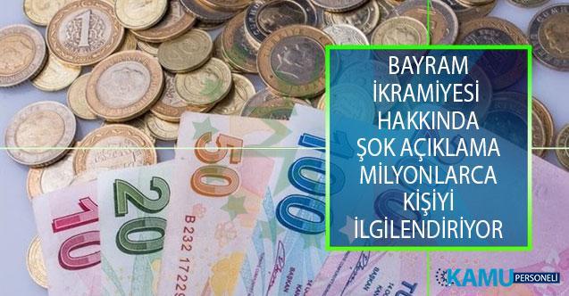 CHP'den Bayram İkramiyesi Hakkında Şok Açıklama! İkramiye, Enflasyon ve Zamlar Karşısında Yıldan Yıla Eridi