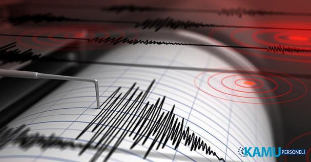 Denizli Son Dakika Deprem Haberi: Denizli'de 6 Şiddetinde Deprem Meydana Geldi