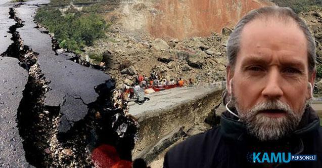 Deprem Uzmanı Frank Hoogerbeets Yeniden Uyardı! Yeni Depremler İçin Tarih Verdi
