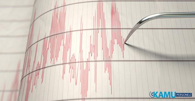 Ege Denizi'nde Korkutan Deprem! 22 Ağustos Son Depremler Listesi! En Son Nerede Deprem Oldu?