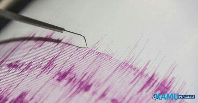 Ege Denizi ve Denizli'de Artçı Sarsıntılar Devam Ediyor! 100'den Fazla Deprem Meydana Geldi!