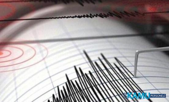 Endonezya'da 7 Şiddetinde Deprem ! Tsunami Alarmı Verildi