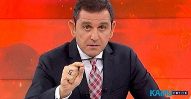 Fatih Portakal'a YouTube Kanalı Hakkında FOX TV'den Yasak!