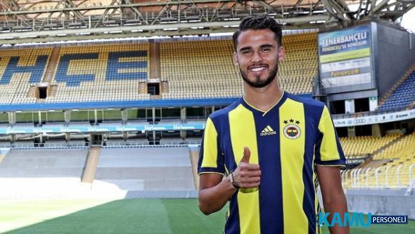 Fenerbahçe Meksikalı futbolcusu Reyes'le yollarını ayırdı