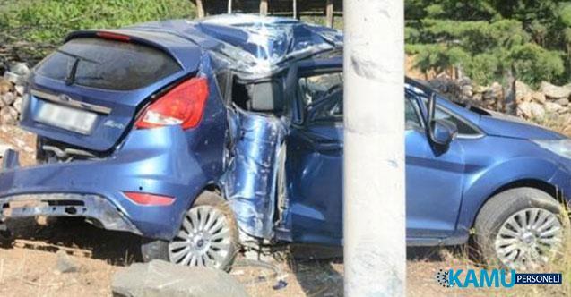 Gümüşhane'de Trafik Kazası! Özel Harekat Polisi Göreve Giderken Şehit Oldu!