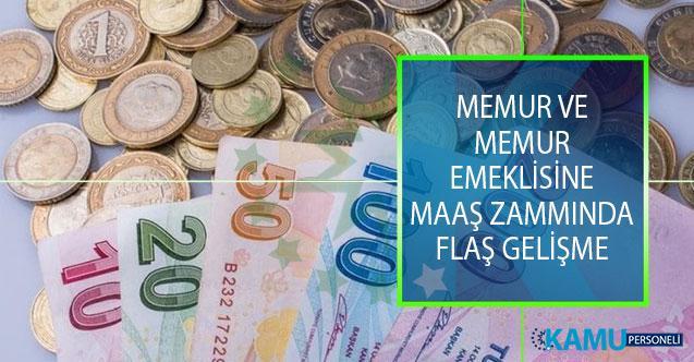 Hükümetin Memur ve Memur Emeklisi Maaş Zammı Hakkında Çalışma Bakanı Selçuk'tan Açıklama!