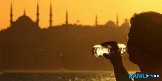 Kandilli'den O Bölgeler İçin Flaş Uyarı: Sıcaklık 45 Dereceyi Bulacak