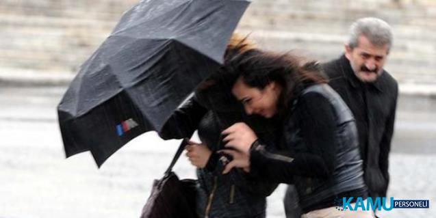 Meteoroloji'den Peş Peşe Hava Durumu Uyarısı