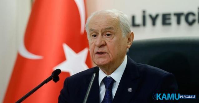 MHP Genel Başkanı Devlet Bahçeli'den kayyum atamaları için Bakan Soylu'ya teprik mesajı