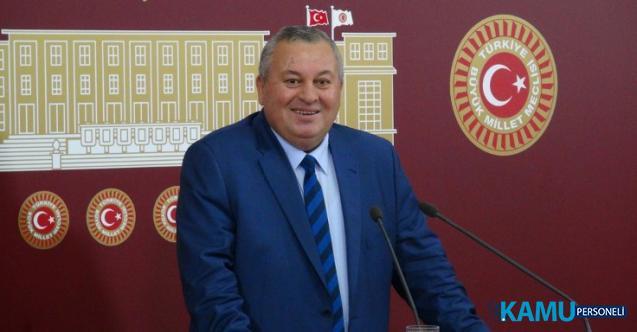 MHP'li Cemal Enginyurt'tan Flaş Açıklama: Tepkim EYT'yi Kullananlaradır