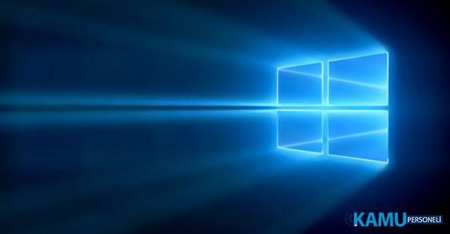 Microsoft Windows Kullanıcılarına Kötü Haber! Windows'ta Açık Bulundu, Bilgileriniz Çalınabilir