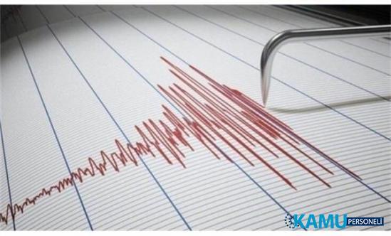 Muğla'da son dakika deprem meydana geldi!