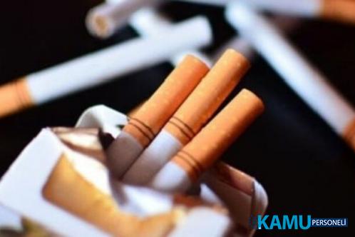Resmi Gazete'de Yayımlandı: Sigara Vergilerine Zam Geldi